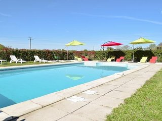 Charming gite with shared pool - Brux vacation rentals