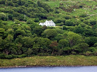 386 - Lough Derriana, Waterville, co. Kerry - Waterville vacation rentals