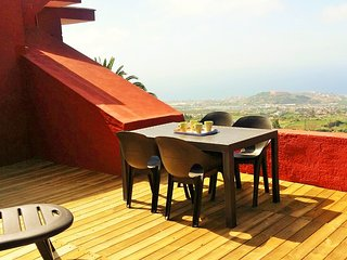 Elegant apartment with terrace & vineyards - La Orotava vacation rentals
