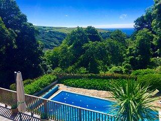 Lower Deck, Salcombe. Luxury  5 Bedroom 5 Bathroom - Salcombe vacation rentals