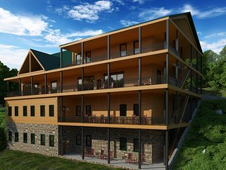 NEW SkyView Lodge~13Br~Feb'17 - Pigeon Forge vacation rentals