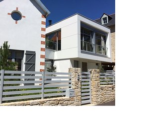 Beautiful new luxury villa 400m from the Beach - La-Baule-Escoublac vacation rentals
