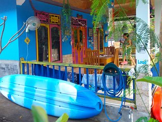 ROOM 4 RENT N. 3 Shared House AC FAN WIFI KITCHEN - Gili Air vacation rentals