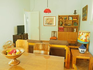 Vintage-style 2 bedroom house 15 minutes to centre - Chalandri vacation rentals