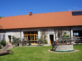 Cozy 2 bedroom Stribrec Apartment with Internet Access - Stribrec vacation rentals