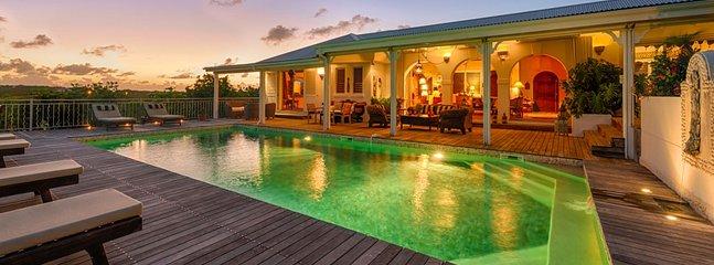 Villa Le Mas Caraibes 2 Bedroom SPECIAL OFFER - Image 1 - Terres Basses - rentals