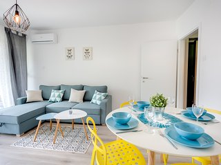 Elegant apartment in the city center (free parking - Zagreb vacation rentals