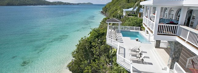 Villa Sand Dollar 9 Bedroom SPECIAL OFFER - Image 1 - Magens Bay - rentals