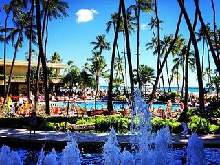 Hilton Hawaiian Village Lagoon Tower 2BR with full - Honolulu vacation rentals