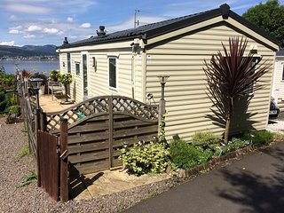 Perfect Caravan/mobile home with Internet Access and Water Views - Gourock vacation rentals