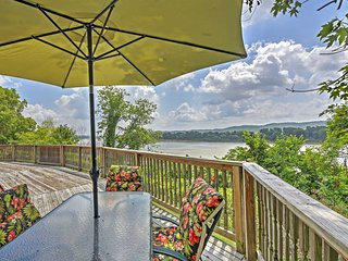 NEW! 'River House' 4BR Vevay House w/Water Views! - Vevay vacation rentals