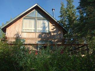 Prosperity Cabin - Kenai River Soaring Eagle Lodge & Cabins - Soldotna vacation rentals