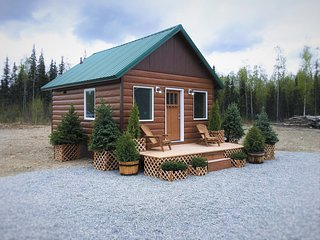 Stay in Alaska's 1st Luxury Container Cabin - Wasilla vacation rentals