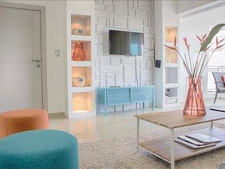 Chic 3 bedroom Designer Apartment - Santo Domingo vacation rentals