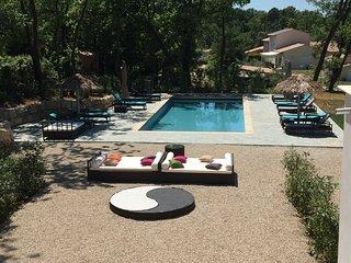 Maison avec piscine pour 4 pers, la Provence - Montauroux vacation rentals