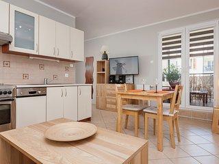 Bright 2 bedroom Apartment in Swinoujscie - Swinoujscie vacation rentals
