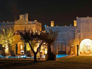 Masseria Pettolecchia - La Residenza, Sleeps 11 - Fasano vacation rentals