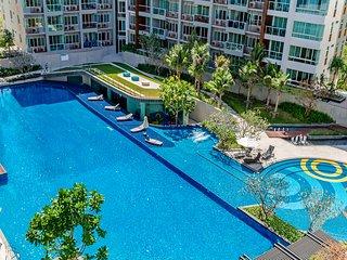 SEACRAZE APT D709 - HUA HIN - Hua Hin vacation rentals