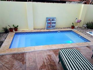 CASA DORA, comfy bungalow with pool & close2beach. - Noord vacation rentals