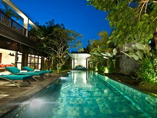 5 Bedroom Villa 10Mins to Kuta Beach, Legian> - Seminyak vacation rentals