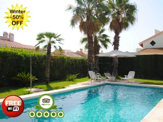 448681- Calm and Privacy - Alicante vacation rentals