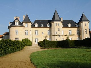 Chambres et vacances au Château de la Bergelière - La Flocelliere vacation rentals