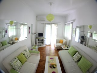 "1AA172016 The ""GREEN"" house near Athens centre - Athens vacation rentals"