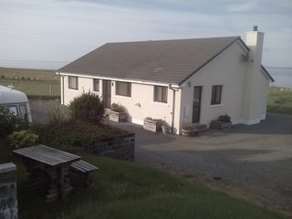 Holiday cottage on the Isle of Skye sea views. - Staffin vacation rentals