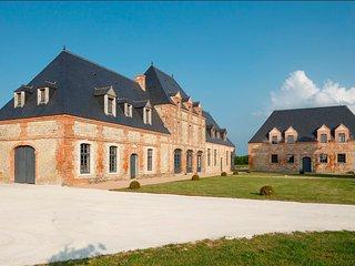 Luxury mansionin Normandy with garden - Ravenoville vacation rentals