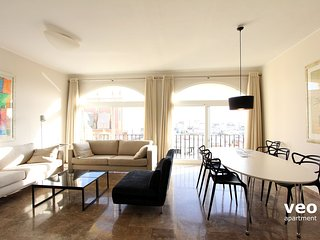 Arenal | Superior 2-bedroom apartment with skyline - Seville vacation rentals
