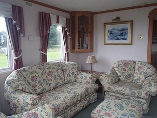 Nice Caravan/mobile home with Television and Water Views - Talybont vacation rentals