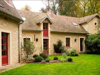 Lovely mansion 60km from Paris - Marolles-en-Hurepoix vacation rentals