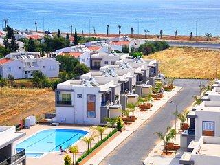 Holiday in Long Beach, N.Cyprus, 2+1 Semi, Great! - Trikomo vacation rentals