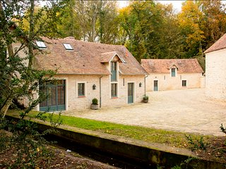 Beautiful mansion 60km from Paris - Marolles-en-Hurepoix vacation rentals