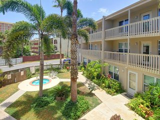 Dog-friendly condo near the beach with shared pool and hot tub! - Port Isabel vacation rentals