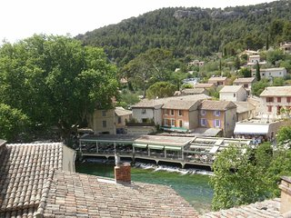 Haven of Peace, Magnificent Views, Artist's Dream - Fontaine de Vaucluse vacation rentals