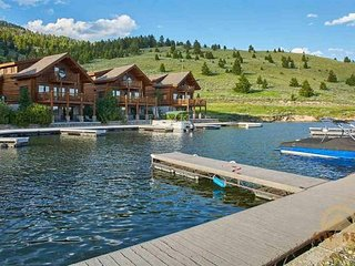 Luxury Yellowstone Lake Cabin - West Yellowstone vacation rentals