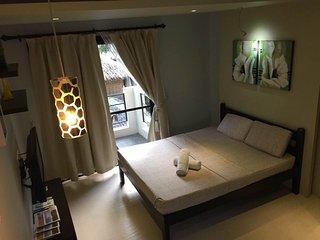 Cozy Studio Unit (4) - 3 mins to White Beach - Boracay vacation rentals