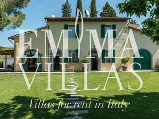 Charming 4 bedroom Florence Villa with Internet Access - Florence vacation rentals