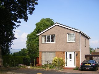Beechwood Ave, Langbank - 25 mins to Loch Lomond - Langbank vacation rentals