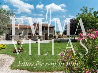 Convenient 5 bedroom Villa in Cortona with Internet Access - Cortona vacation rentals
