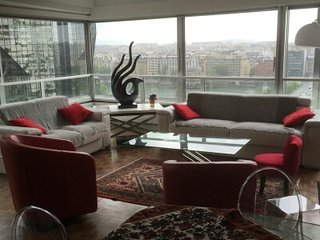 Vue imprenable sur Paris Bord de Seine - Paris vacation rentals