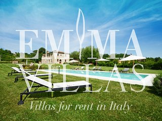 Comfortable 5 bedroom Villa in San Giovanni d'Asso - San Giovanni d'Asso vacation rentals