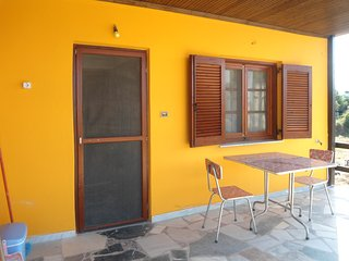Sunny 2 bedroom Apartment in Ormos Panagias - Ormos Panagias vacation rentals
