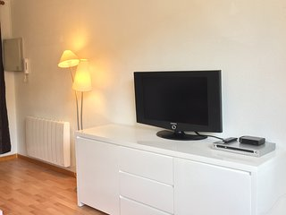 Bright Valberg Studio rental with Microwave - Valberg vacation rentals