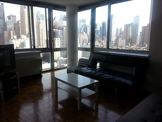 1BR APT - Amazing view near Times SQ!! - New York City vacation rentals