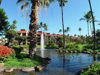 Kamaole Sands 1-204 - - Bldg 1 - Inner Court & Beach Kam III - 3 min walk - Kihei vacation rentals