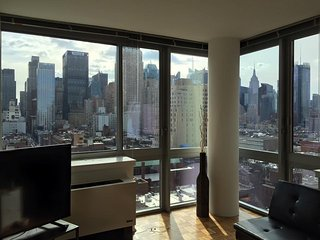1BR APT - Awesome view near Times SQ!!!!! - New York City vacation rentals