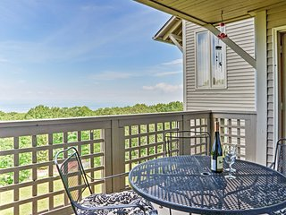 NEW! Cozy 2BR Wintergreen Condo w/Private Balcony - Wintergreen vacation rentals