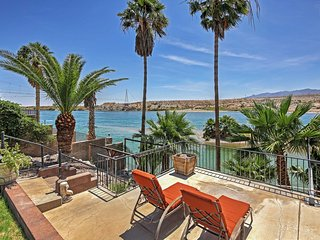 Lovely 2BR Bullhead City House w/Wifi, Screened Patio & Stunning Colorado River View - Close to a Variety of Outdoor Attractions! - Bullhead City vacation rentals